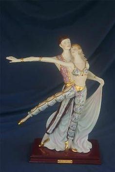 Capodimonte Figurine Gypsy Dancers by Vittorio Sabadin | eBay