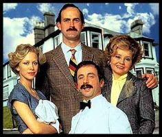 TV Of The 1970s: Fawlty Towers