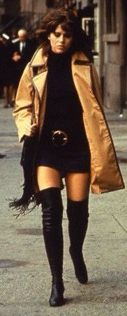 Jane Fonda in Klute, 1971