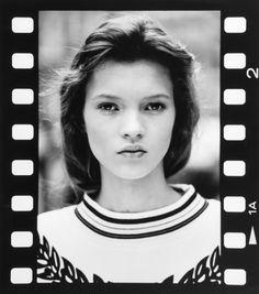 Les clichés de Kate Moss par David Ross