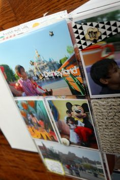 Project Life: Disney Pages