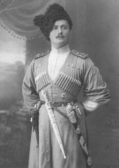 Казаки на фото конца 19-го - начала 20-го века - Виктория Славянка