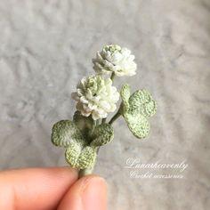 Crochet Bouquet, Crochet Brooch, Crochet Wool, Crochet Art, Irish Crochet, Crochet Motif, Crochet Diagram, Crochet Patterns, Yarn Flowers