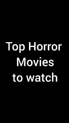 Movies To Watch Teenagers, Scary Movies To Watch, Movie To Watch List, Netflix Movie List, Netflix Movies To Watch, Movie Hacks, Life Hacks Websites, Dramas, Teen Life Hacks