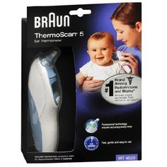 Braun - ThermoScan Ear Thermometer IRT4520