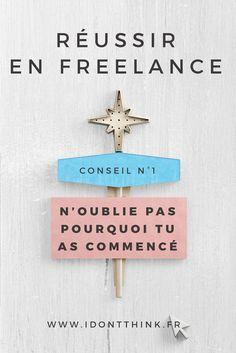 Je te donne mes 8 meilleurs conseils pour réussir en Freelance !