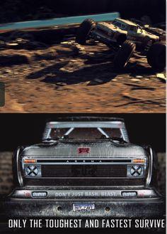 ARRMA Outcast 6S Remote Control Cars, Tamiya, Rc Cars, Stunts, Trucks, Waterfalls, Truck