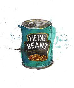 Beanz meanz Heinz!
