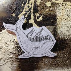 #drawing #art #illustration #blxckink #blackwork #btattooing #blacktattooart #blackworkerssubmission #blackflashwork #whale #whaletattoo #mountains #mountaintattoo #mountainsketch #inkart #inkwork #tattooflash #tattoocommunity #equilattera #tattrx #lineworker #l4l #sketch #swing #inkstagram #occulttattoo #txttoo #amazingink #pointillism #naturetattoo