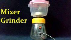Como fazer moedor de misturador em casa