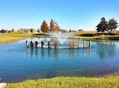 Copper Mill Golf Zachary Louisiana 70791 Lake Entrance