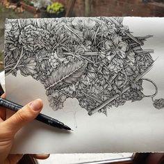 drawing drawings easy beginners sketches