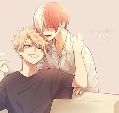 TodoBaku Book of Pictures - - Pagina 3 - Wattpad My Hero Academia Shouto, Hero Academia Characters, Cute Anime Boy, Anime Guys, Fanfiction, Hero Wallpaper, Boku No Hero Academy, Cute Gay, Anime Ships