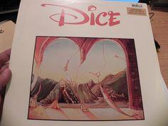 DICE-DICE (SWEDISH PROG GEM ORIGINAL PRESSING)