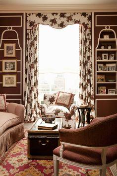 NY Interior: 72nd Street Pre-war Classic | Leta Austin Foster and Associates