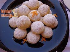 غريبة المعلكة بالكاوكاو لذيذة - YouTube | Halima FILALI ...