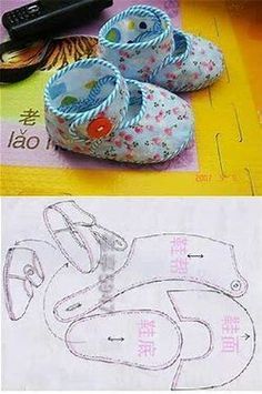 Image result for Free American Girl Shoe Patterns Felt