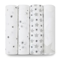 aden + anais Classic Muslin Swaddle (4 Pack)
