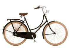 Cortina Soul | I love the copper details on this bike.