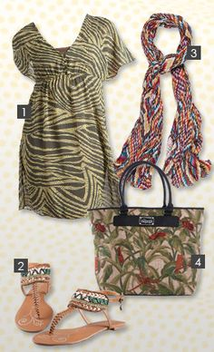 Jungle style for French Place lovers...