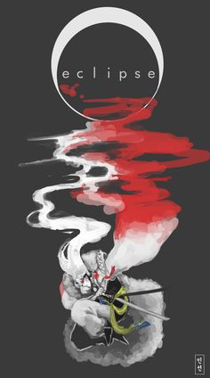 Sesshomaru - eclipse- by MIN