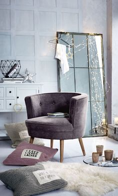 Spiegel Badzubehör & -textilien Fenster Holz Spiegel 2 Klappen Antik Rustikal Design Blau Oder Beige Elegant Und Anmutig