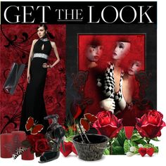 A night out by joumana-diab-taha on Polyvore
