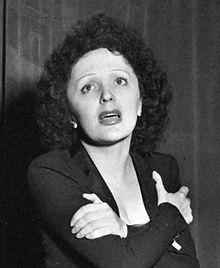 """Édith Piaf... a lei, in occasione del centesimo anniversario della nascita, dedidecherò la settima edizione del festival """"Done in•canto""""..."""