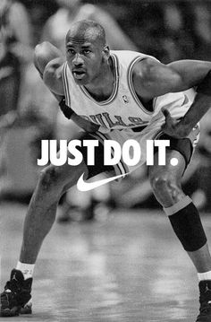 Michael Jordan - Just Do It