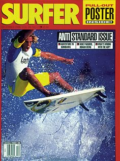December 1988. #SURFERPhotos