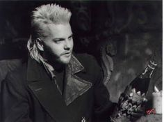 Kiefer Sutherland as David in The Lost Boys