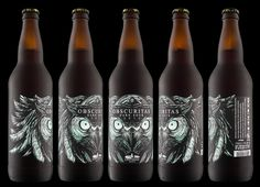 Obscuritas Dark Sour, for Driftwood Brewery