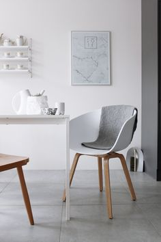 About Chair (ma maison blanche)