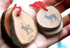 45 DIY Creative And Easy Christmas Tree Ornaments