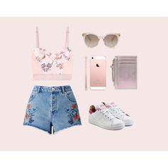 A fashion look from August 2016 by abigailphoenix featuring STELLA McCARTNEY…