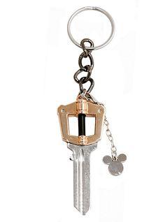 Disney Kingdom Hearts Keyblade Key Chain   Hot Topic .... They do not actually I looked
