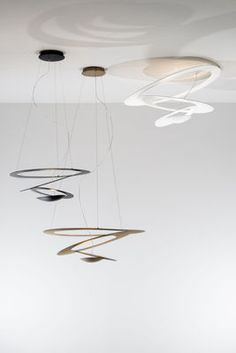 Pirce Mini LED / Ø 69 cm | Artemide | Pendelleuchte