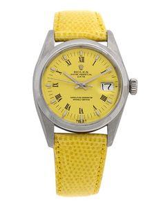 Rolex Men's 'Date' Watch