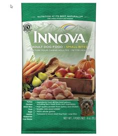 Innova - Natural Dog Food, Cat Food and Puppy Food