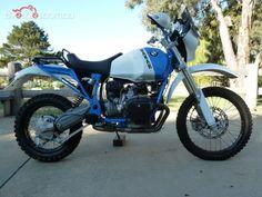 1989 BMW R 80 GS Street Motorcycles, Bmw Vintage, Bmw Boxer, R80, Bmw Cars, Bike, Adventure, Vehicles, Awesome