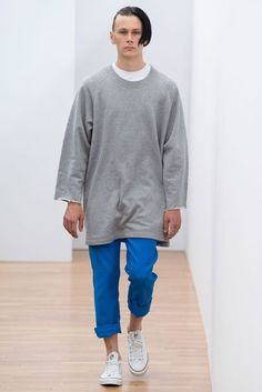 Comme des Garcons Shirt Spring/Summer 2018 Menswear   British Vogue