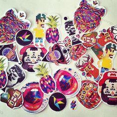 Meus #stikers #tolltroll #desenho #vetor #vector #design