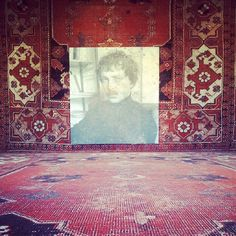 Rudolf Stingel, Palazzo Grassi Venice #Rudolfstingel