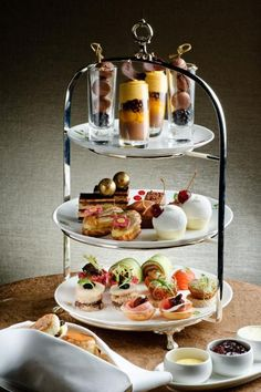 afternoon tea tier - Google Search