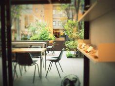 MARGARET HOWELL / マーガレット・ハウエル SHOP & CAFE - 神南1丁目13-8, パークアヴェニュー神南 1F - http://4sq.com/8YovJ0