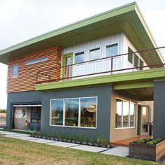 galvalume roof fun colors and materials modern house exteriors modern exterior