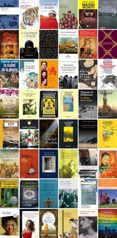 Las Lecturas de Mr. Davidmore: Guía Mundial de Lecturas (IV) ASIA