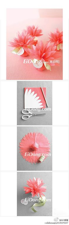 粉红莲花礼物包装-嘀咕网 - 收集高清唯美图片,分享你所爱,结识心朋友