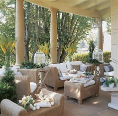 Outdoor living - furniture and accessories