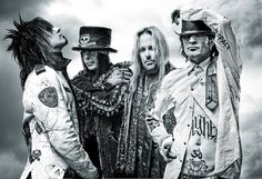Motley Crue will appear at the Hard Rock Hotel & Casino in Las Vegas starting Feb. the first hard rock band to sign on for a residency. Tommy Lee, Nikki Sixx, Bret Michaels, Sheryl Crow, Joan Jett, Def Leppard, Hard Rock, Music Is Life, My Music